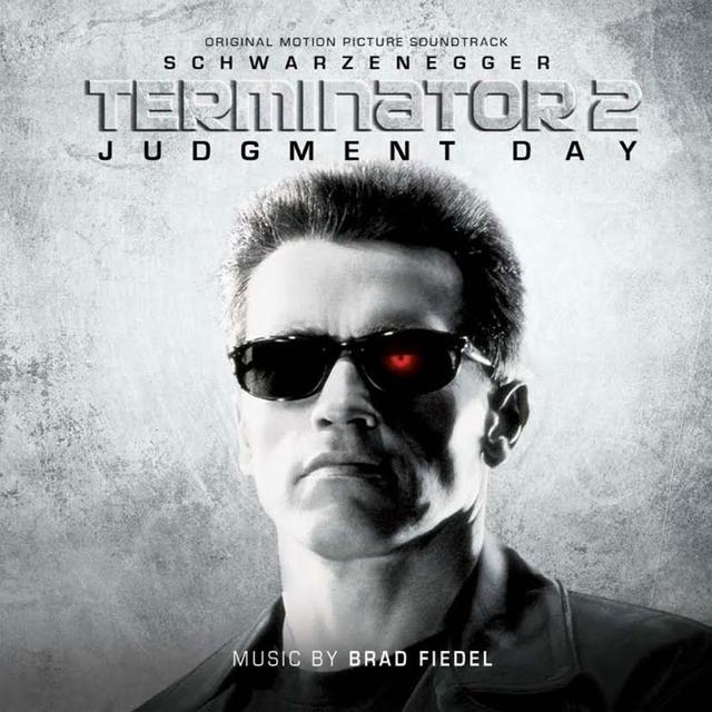 Terminator 2: Judgment Day / O.S.T.