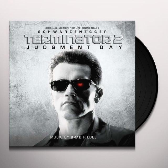 Terminator 2: Judgment Day / O.S.T. (Ltd) (Ogv) TERMINATOR 2: JUDGMENT DAY / O.S.T. Vinyl Record - Limited Edition, 180 Gram Pressing