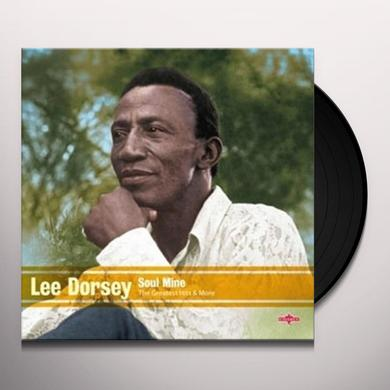 Lee Dorsey WORKING IN A COAL MINE Vinyl Record