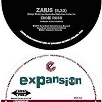 Eddie Incognito Russ ZAIUS Vinyl Record