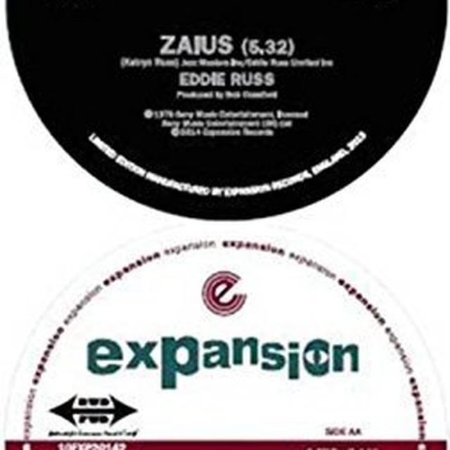 Eddie Incognito Russ ZAIUS Vinyl Record - UK Import