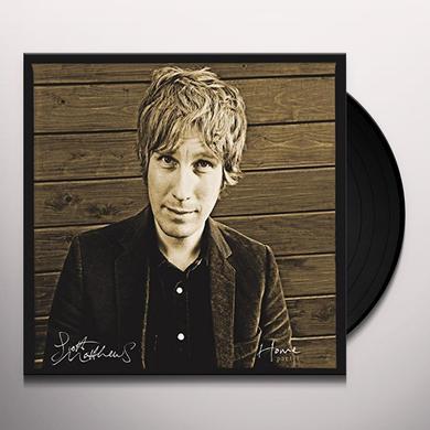 Scott Matthews HOME PART 1 Vinyl Record - UK Release