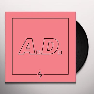 Angel Dust A.D Vinyl Record - UK Import