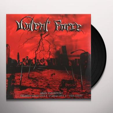 Violent Force DEMO COLLECTION-VELBERT DEAD CITY II & DEAD CITY I Vinyl Record