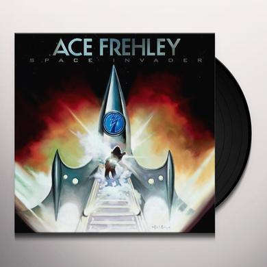 Ace Frehley SPACE INVADER (GER) Vinyl Record