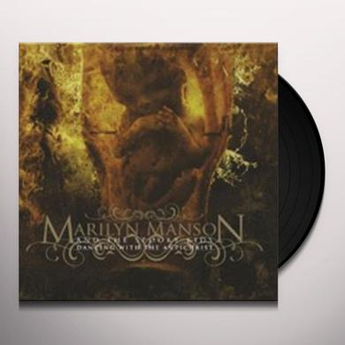 Marilyn Manson DANCING WITH THE ANTICHRIST Vinyl Record - UK Import