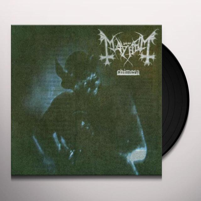 Mayhem CHIMERA Vinyl Record - UK Release