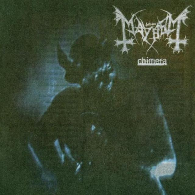 Mayhem CHIMERA Vinyl Record - UK Import