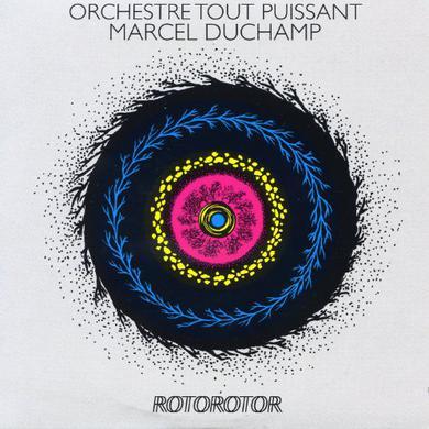 Orchestre Tout Puissant Marcel Duchamp ROTOROTOR Vinyl Record
