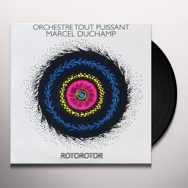 Orchestre Tout Puissant Marcel Duchamp ROTOROTOR Vinyl Record - UK Import