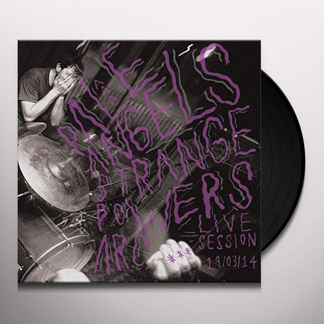 Pale Angels STRANGE POWERS (UK) (Vinyl)