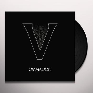 Ommadon V Vinyl Record