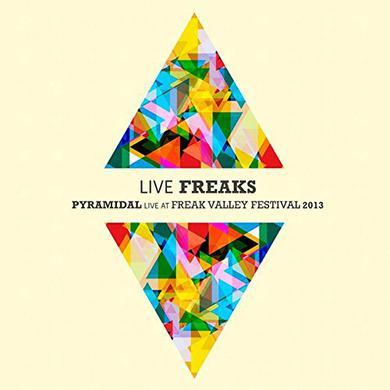 Pyramidal LIVE FREAKS Vinyl Record