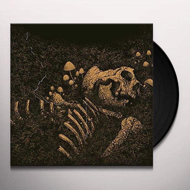 Thrall AOKIGAHARA JUKAI Vinyl Record - UK Import