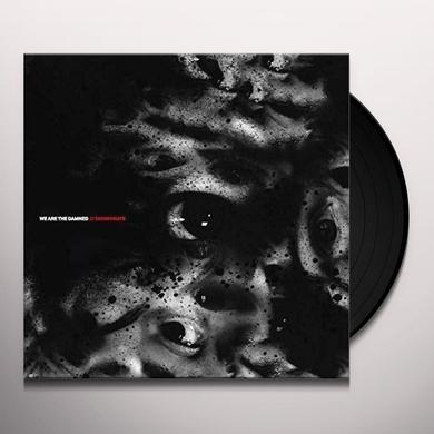 We Are The Damned DOOMVIRATE Vinyl Record - UK Import