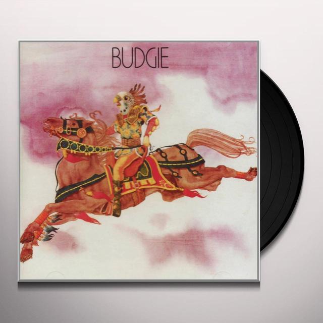 BUDGIE (1971) Vinyl Record