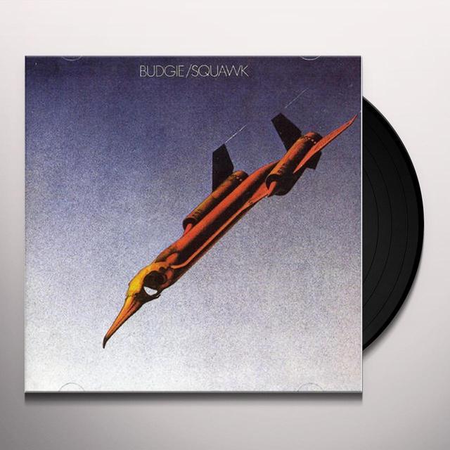 Budgie SQUAWK Vinyl Record