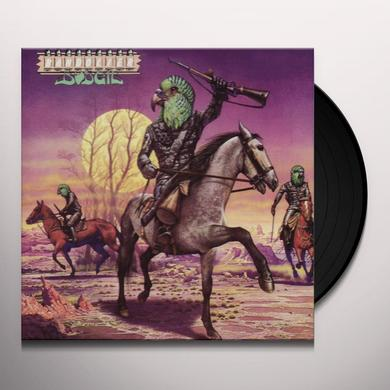 Budgie BANDOLIER Vinyl Record - UK Import