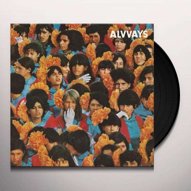 ALVVAYS Vinyl Record - UK Import