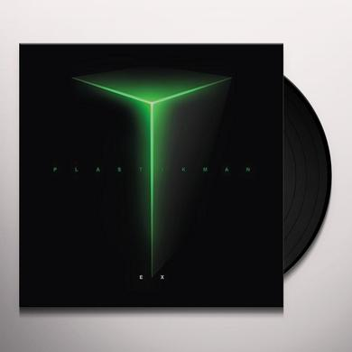 Plastikman EX (PERFORMED LIVE AT THE GUGGENHEIM NYC) Vinyl Record - UK Import