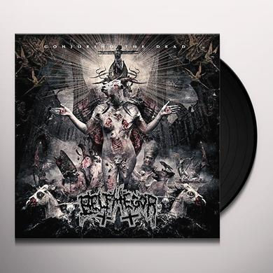 Belphegor CONJURING THE DEAD Vinyl Record - Holland Release