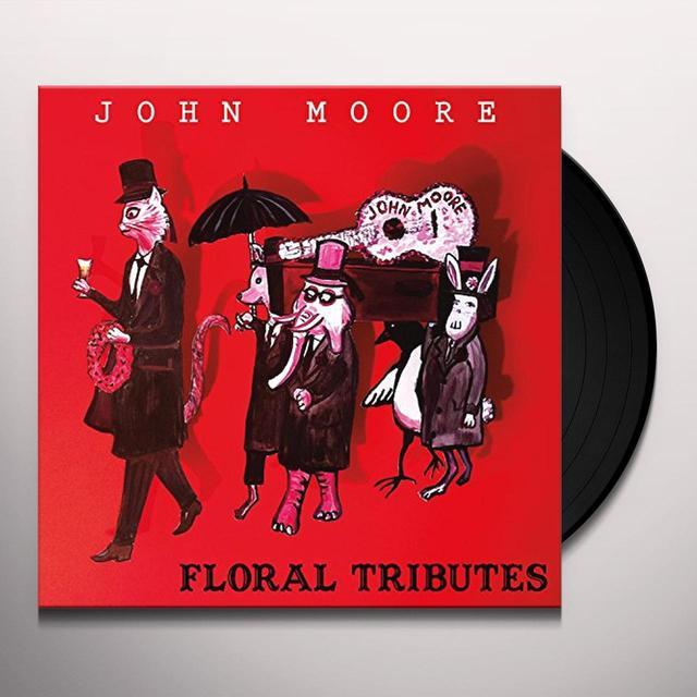 John Moore FLORAL TRIBUTES (UK) (Vinyl)