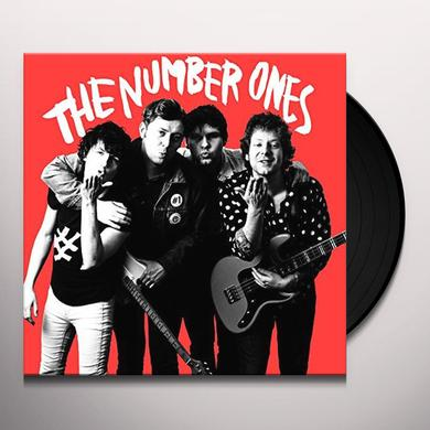 NUMBER ONES Vinyl Record - UK Import