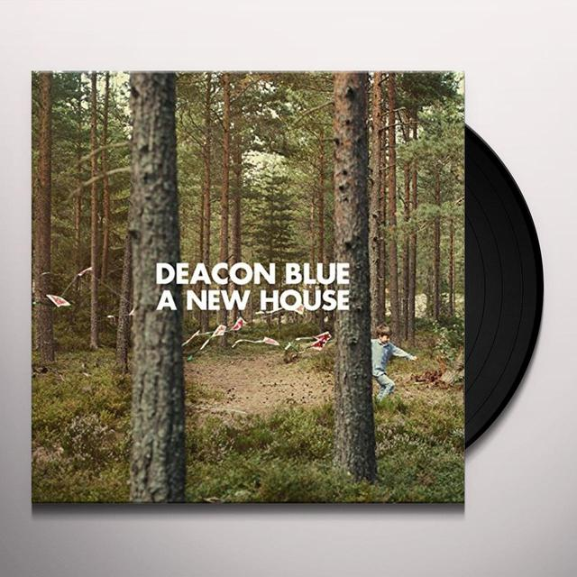Deacon Blue NEW HOUSE Vinyl Record - UK Release