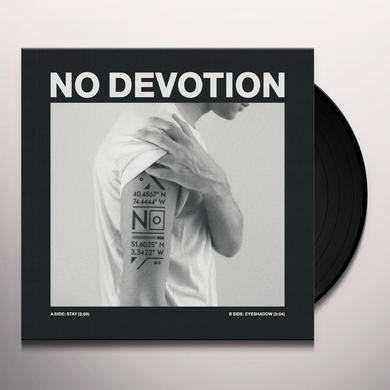 No Devotion STAY/EYESHADOW Vinyl Record - UK Import