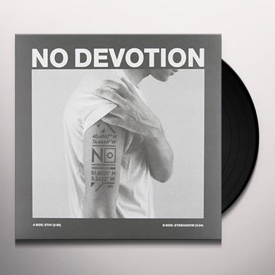 No Devotion STAY/EYESHADOW Vinyl Record - UK Import