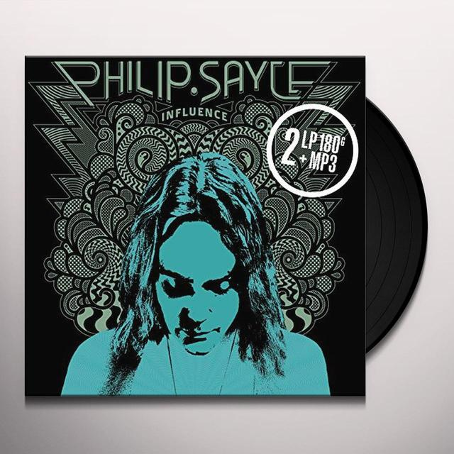 Philip Sayce INFLUENCE Vinyl Record - UK Import
