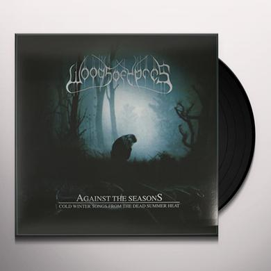 Woods Of Ypres AGAINST THE SEASONS-COLD WINTER SONGS FROM THE DEA Vinyl Record