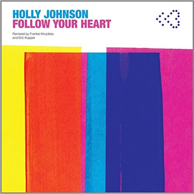 Holly Johnson FOLLOW YOUR HEART Vinyl Record - UK Import