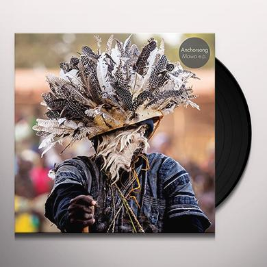 Anchorsong MAWA EP Vinyl Record - UK Release