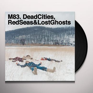 M83 DEAD CITIES RED SEAS & LOST GHOSTS Vinyl Record - UK Release