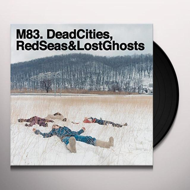 M83 DEAD CITIES RED SEAS & LOST GHOSTS Vinyl Record - UK Import