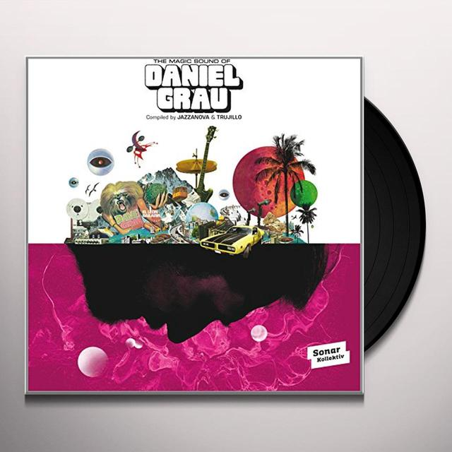 MAGIC SOUND OF DANIEL GRAU Vinyl Record - UK Import