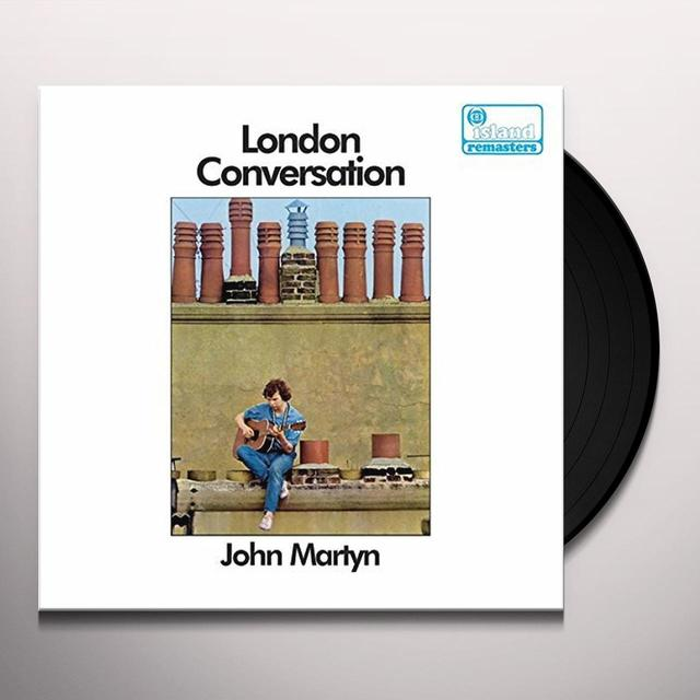John Martyn LONDON CONVERSATION (HK) Vinyl Record
