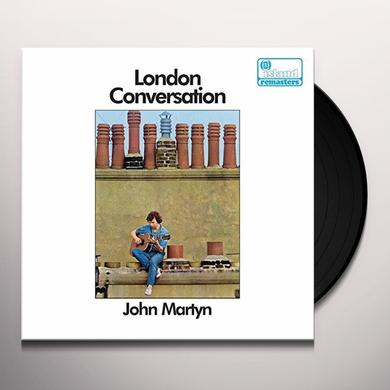 John Martyn LONDON CONVERSATION Vinyl Record