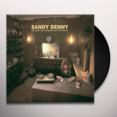 Sandy Denny NORTH STAR GRASSMAN & THE RAVENS Vinyl Record
