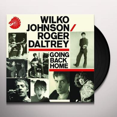 Wilko Johnson GOING BACK HOME Vinyl Record