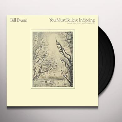 Bill Evans YOU MUST BELIEVE IN SPRING Vinyl Record