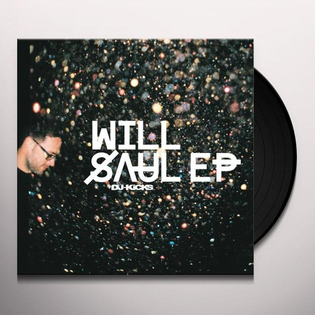Will Saul Dj-Kicks Ep / Various (Uk) WILL SAUL DJ-KICKS EP / VARIOUS Vinyl Record - UK Release