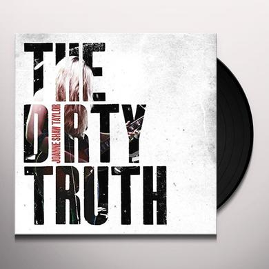 Joanne Shaw Taylor DIRTY TRUTH Vinyl Record - UK Import