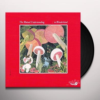 Mutual Understanding IN WONDERLAND Vinyl Record - Remastered, Reissue