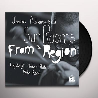 Jason Adasiewicz'S Sun Rooms FROM THE REGION Vinyl Record