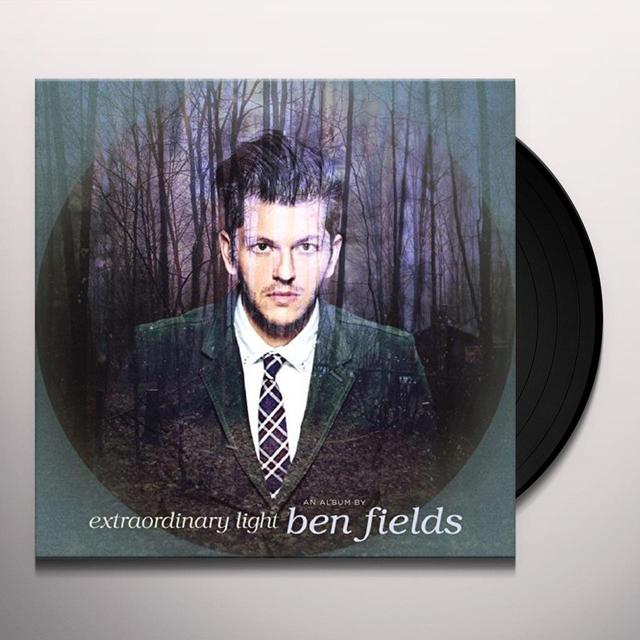 Ben Fields EXTRAORDINARY LIGHT Vinyl Record