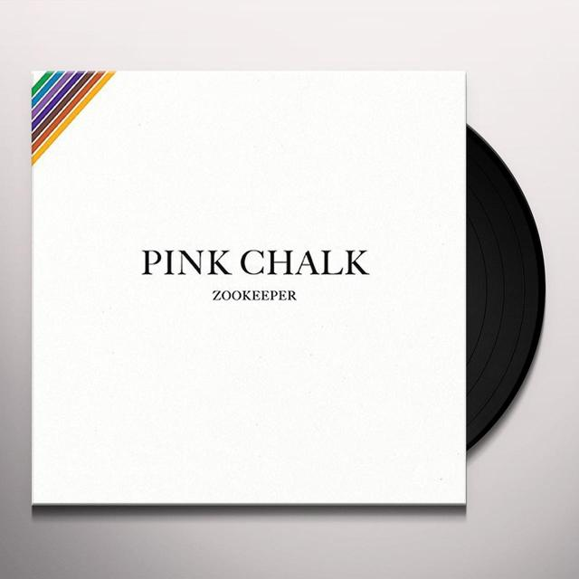 Zookeeper PINK CHALK Vinyl Record