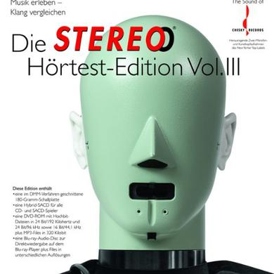 Die Stereo Hortest-Edition 3 / Various (Gate) DIE STEREO HORTEST-EDITION 3 / VARIOUS Vinyl Record