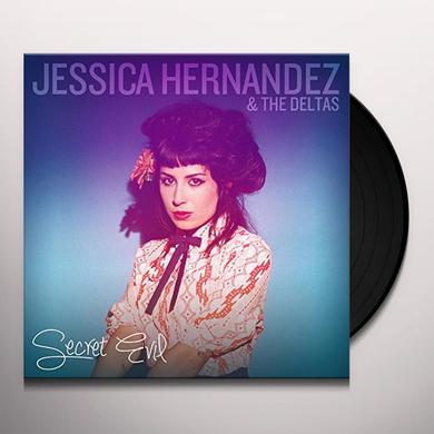 Jessica Hernandez & Deltas SECRET EVIL Vinyl Record